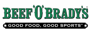 Beef \'O\' Brady\'s Family Sports Pub, Food Franchise