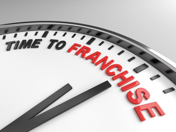 When the time is right, franch