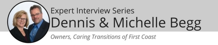 Franchisee Interview: Michelle and Dennis Begg of Caring Transitions of First Coast