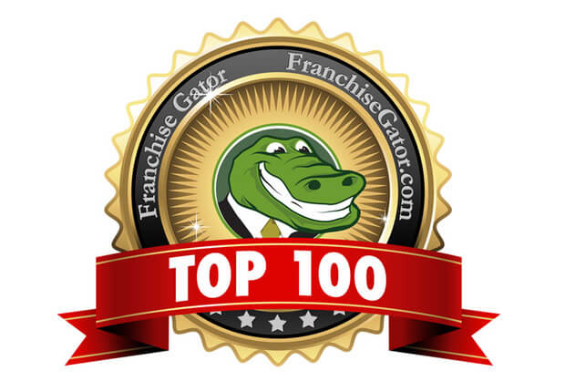 Top 100 franchises for 2016