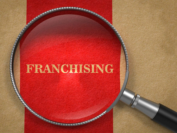 Different types of franchises