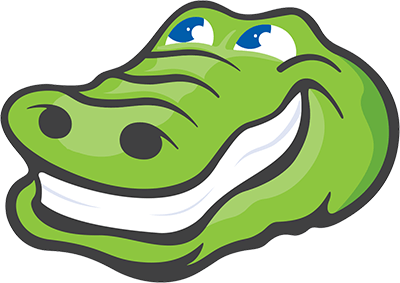 Franchise Gator mascot, Stevie
