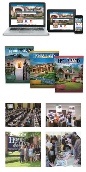 Homes & Land Magazines 02