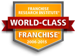 Franchise Research Institute Award