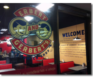 Erberts and Gerbert's 05