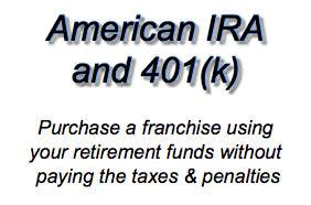 American IRA and 401(k)
