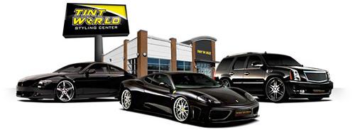 Tint World Auto Styling Centers