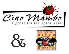 Ciao Mambo & MacKenzie River Pizza