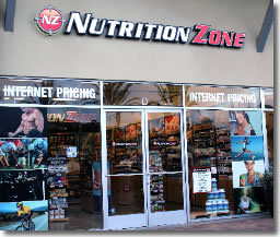 Nutrition Zone 02