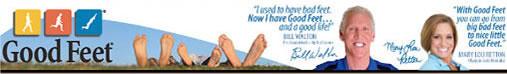 Good Feet header