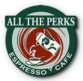 All The Perks Espresso Cafe