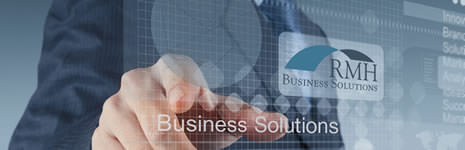 RMH Business Solutions Banner