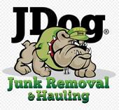 JDog Junk Logo