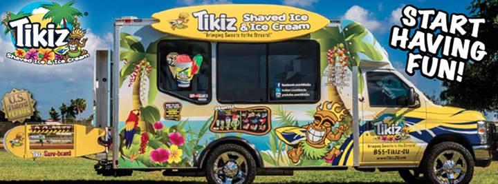 Tikiz Shaved Ice and Ice Cream 01