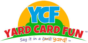 Yard Card Fun™
