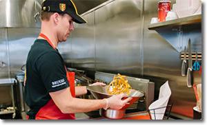Bruges Waffles & Fries 03