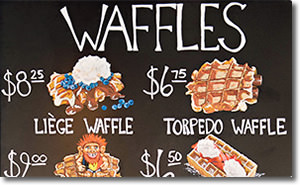 Bruges Waffles & Fries 05