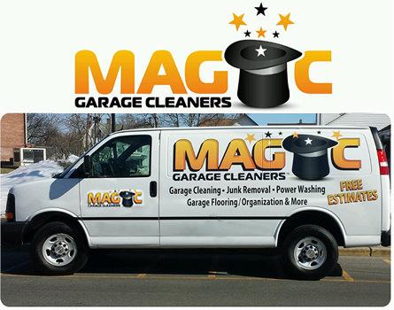 Magic Garage Cleaners 10