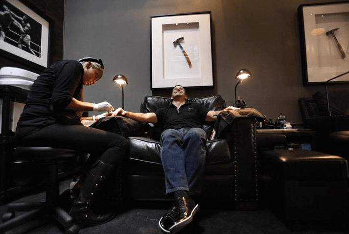 Hammer & Nails | Grooming Shop for Guys Franchise Costs & Fees for 2018