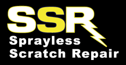 SSR Sprayless Scratch Repair Franchise Opportunity