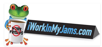 iworkinmyjams.com Franchise Opportunity