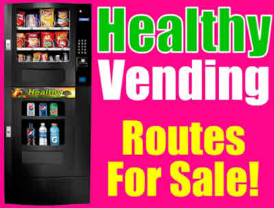 Lyons Wholesale Vending
