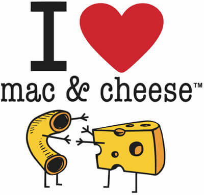I Heart Mac and Cheese