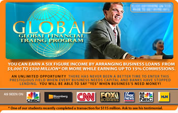 Global Financial Training 01